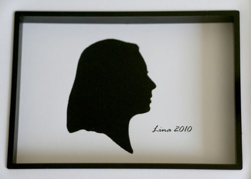 Lina silhouette