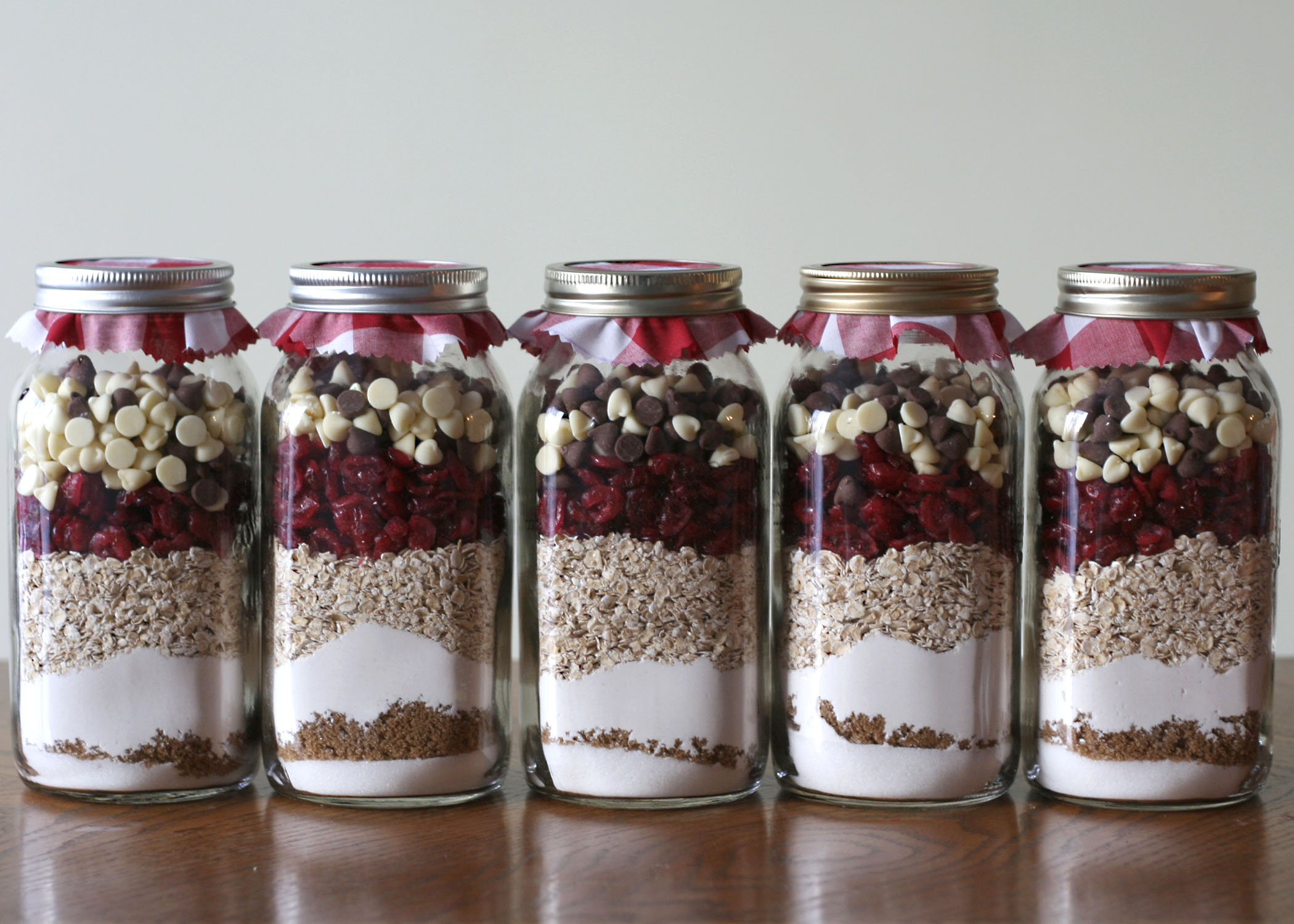 cookie mix in a jar linaloo
