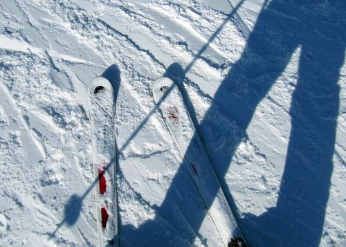 Ski legs