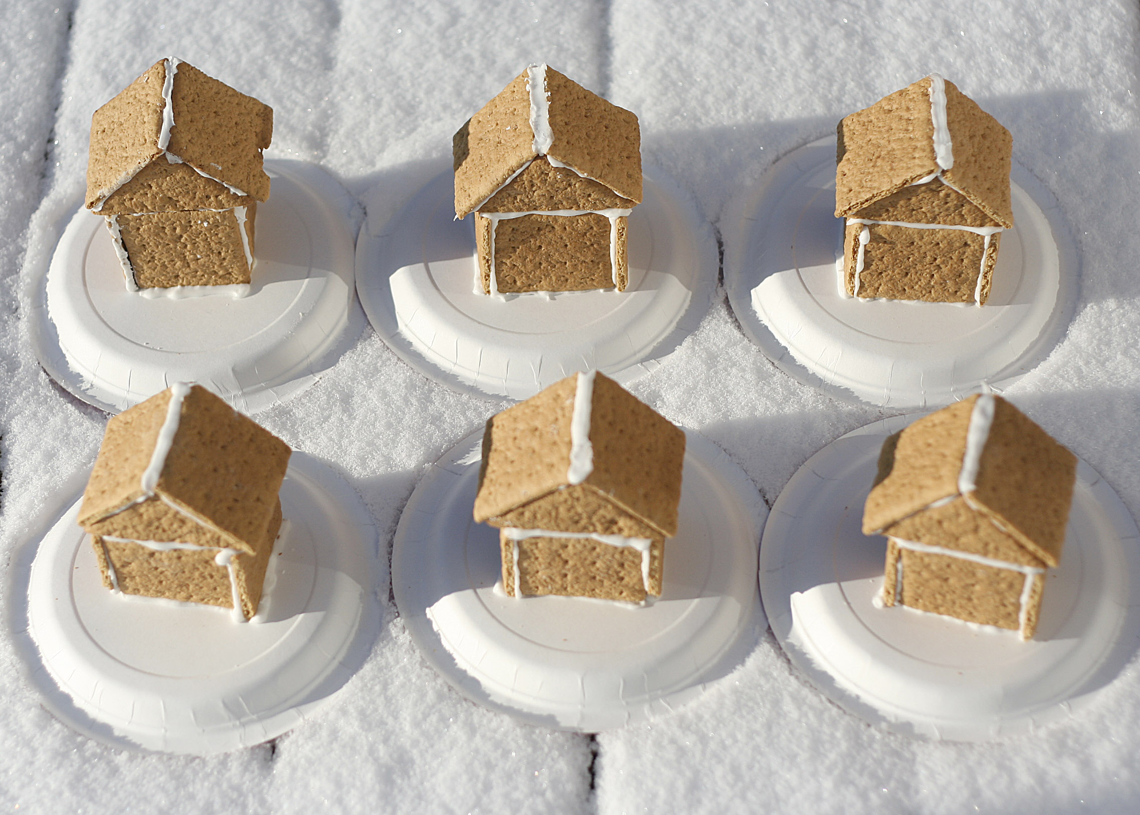graham cracker houses linaloo